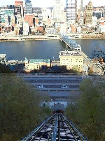 View from Monongahela Incline